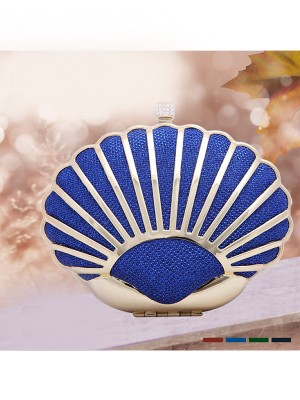 Fancy Mini Shell Party/Evening Bag