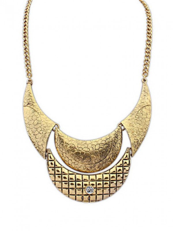 Stylish Occident Exotic Hyperbolic Personality Necklace
