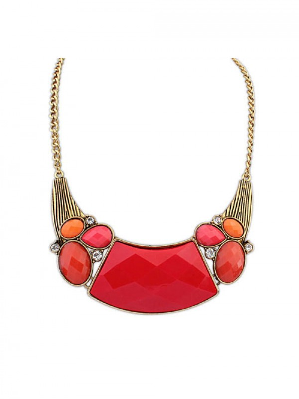Stylish Occident New Retro Exotic Style Necklace