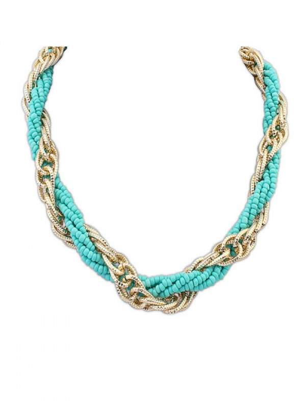 Stylish Occident Bohemia Exotic Style Necklace