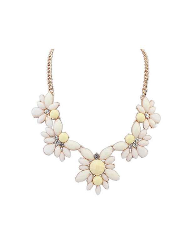 Gorgeous Occident All-match Fresh Necklace