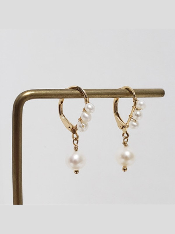 New Hot Sale Pearl Earrings