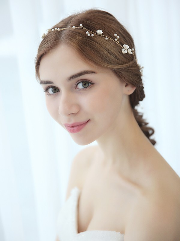 Charming Pearls Headpiece