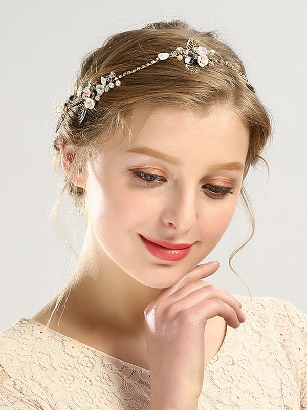 New Czech Pearl Headpiece