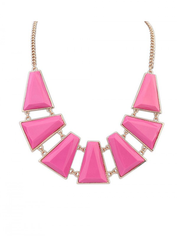 Stylish Occident Summer all-match Necklace