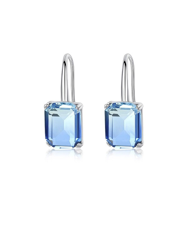 New Hot Sale Zircon With Crystal Earrings